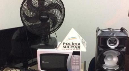 Casal acusado de furtos na região é preso em Limas de Igaratinga