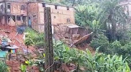 Chuvas em Minas Gerais já mataram 14 pessoas