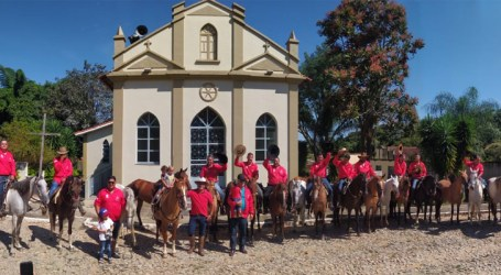 Cavalgada da Fé: paraminenses partem rumo ao Santuário Nacional de Nossa Senhora Aparecida