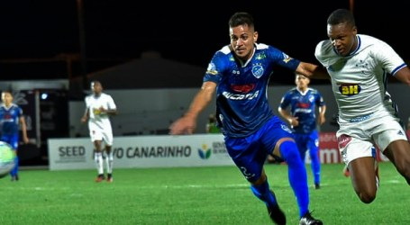 Com um a menos, Cruzeiro segura empate e avança na Copa do Brasil