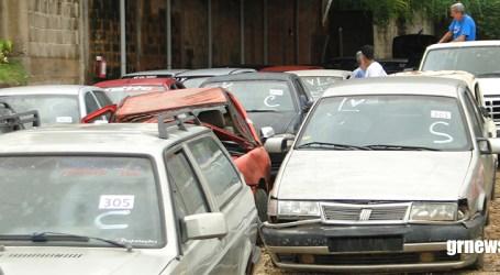 Polícia Civil realizará leilões de veículos apreendidos online e interessados precisam se cadastrar
