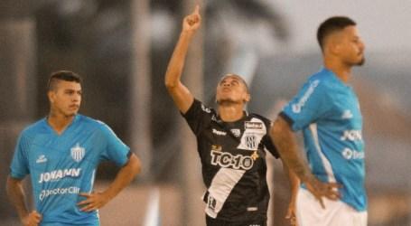 Ponte Preta e Afogados vencem e vão à segunda fase da Copa do Brasil