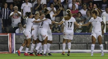 Santos, Corinthians e Ferroviária lideram o Brasileirão Feminino A-1
