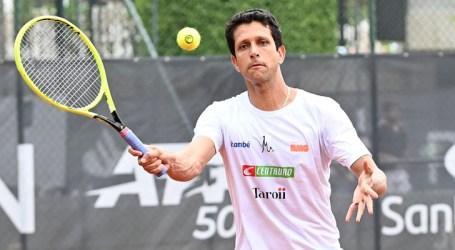Tenista Marcelo Melo admite situação adversa e apoia cancelamento de Wimbledon