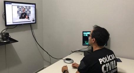 Polícia Civil de MG antecipa a implantação de flagrantes por videoconferência