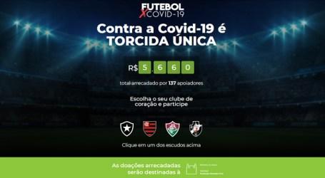 Clubes do Rio de Janeiro se unem para arrecadar recursos em prol da Fiocruz