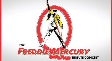 """The Freddie Mercury Tribute Concert"" estreia no YouTube"