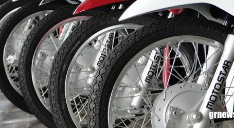Produção de motocicletas aumentou 30,2% em agosto