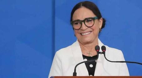 Atriz Regina Duarte deixa Secretaria Especial de Cultura