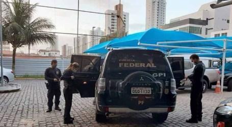 Agentes da Polícia Federal realizam operações contra pornografia infantil no CE e RN