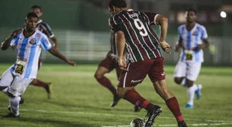 Fluminense classificado e Vasco eliminado da Taça Rio