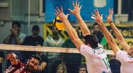 Brasileiro Lucas Rangel disputa final do Campeonato Grego de vôlei