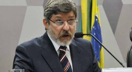 Ministério lamenta morte do embaixador Paulo Cesar de Oliveira Campos
