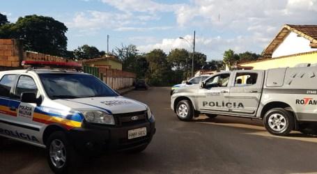 Operação Rescaldo apreende armas e munições em Papagaios; dois foram presos
