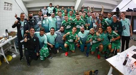 Chapecoense e Brusque na final do Catarinense