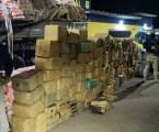 PRF prende traficantes com duas toneladas de maconha e 85 quilos de cocaína no RS