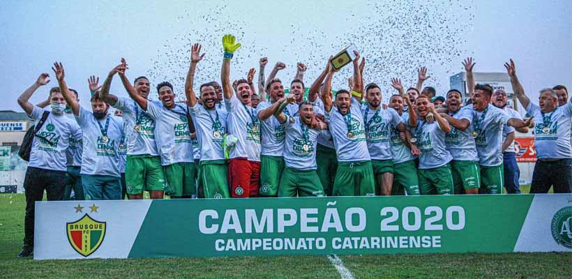 Chapecoense é campeã Catarinense – Portal GRNEWS