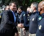 Bolsonaro diz que governo abrirá mais 2 mil vagas para a PRF