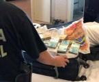 PF desarticula organização criminosa que operava na fronteira entre o Brasil e o Uruguai