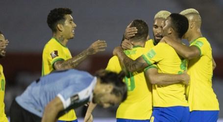 Brasil e Uruguai se enfrentarão na Arena da Amazônia pelas Eliminatórias