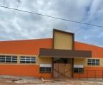 Termina construção de novos banheiros no parque de exposições; obra custou mais de R$ 660 mil