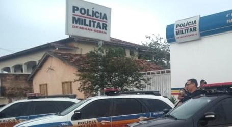 Dupla reincidente é presa e militares recuperaram botijão furtado em residência em Papagaios