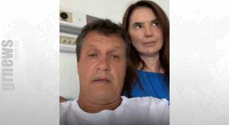 Após infarto, técnico Adilson Batista deixa UTI