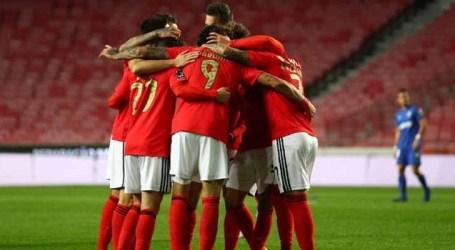 Benfica jogará Taça de Portugal apesar de surto de Covid-19