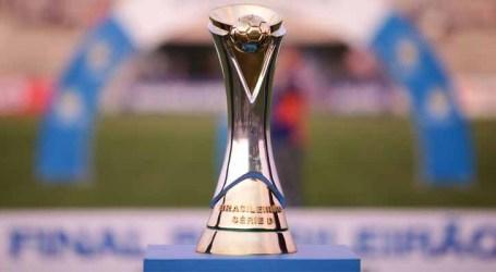 CBF divulga tabela da Série D do Brasileiro