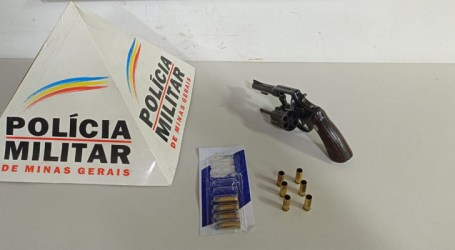 Homem que efetuou disparos de arma de fogo contra residência em Nova Serrana é preso; morador da casa também foi detido