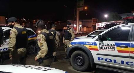 Dupla detida após furtar residência no São Luiz e utilizar carro de aplicativo para o transporte; objetos foram recuperados