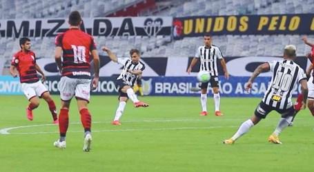 Galo vence e assume vice-liderança do Brasileiro