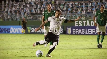 Fortaleza bate o Santos e Ceará goleia o Goiás