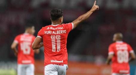 Internacional vence sexta seguida segue na vice-liderança. Ceará e Bragantino empatam