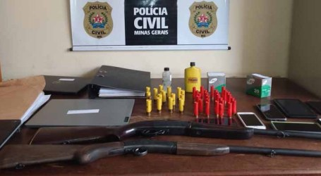 Polícia Civil cumpre mandados contra empresários e funcionários de mineradora em Pará de Minas e outras duas cidades