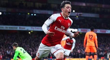 Özil trocará o Arsenal pelo Fenerbahce