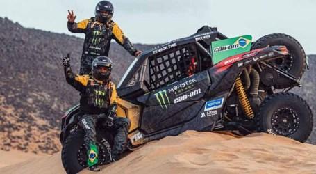 Brasileiros concluem rali Dakar com vitória na última das 12 etapas