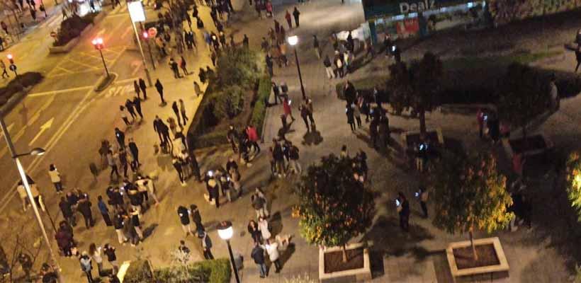Terremotos no Sul da Espanha causam inquietação; primeiro-ministro pede  calma – Portal GRNEWS