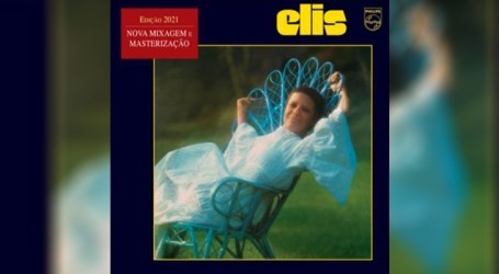 "Universal Music lança o LP, CD e álbum digital ""Elis (1972)"""
