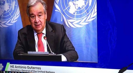 Cúpula do Clima: chefe da ONU defende ação imediata dos líderes mundiais
