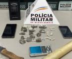 Dupla detida com drogas no Conjunto Habitacional José Pereira Campos