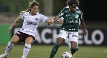 Começa o Campeonato Brasileiro Feminino