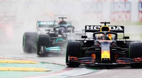 Max Verstappen vence o GP de Ímola, mas Hamilton continua na frente