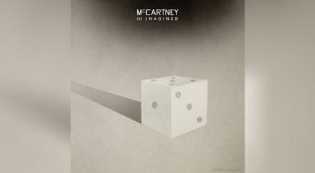 """Com a participação de amigos e fãs, Paul McCartney lança o álbum """"McCartney III Imagined"""""""