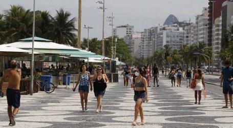 Rio confirma quatro mortes causadas por variante Delta do novo coronavírus