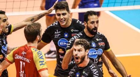 Taubaté bate o Minas Tênis Clube e conquista bicampeonato da Superliga de vôlei