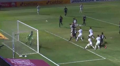Bragantino sofre gol no fim, perde em casa e se complica na Sul-Americana