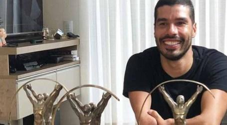 Multicampeão Daniel Dias é eleito para Conselho dos Atletas do Comitê Paralímpico Internacional