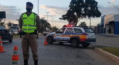 Fecha Companhia: operação aumenta presença da PM nas ruas de Pará de Minas