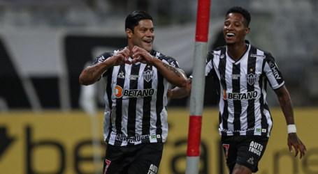 Galo goleia e assume liderança do Grupo H da Libertadores